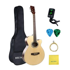 HUAWIND Acoustic Guitar