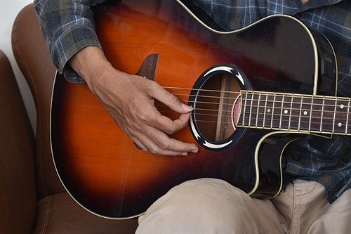 Learn How To Play Chords